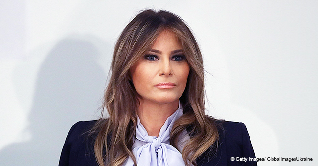 FLOTUS' Rep Reportedly Reacts to Comments That She Won't Appear on Fashion Magazine Covers