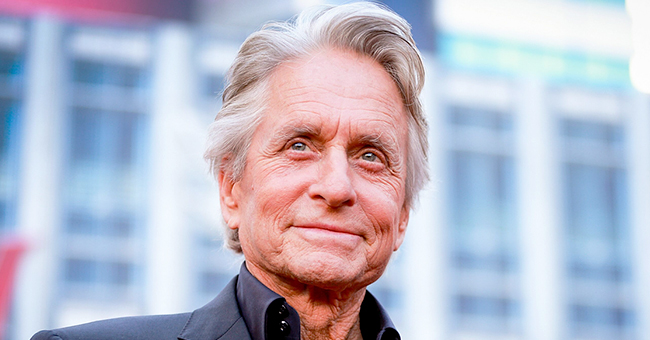 Michael Douglas Wishes His Son Dylan a 'Happy 19th Birthday' with a Candid Photo