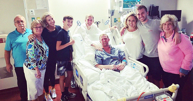 Todd Chrisley Posts New Family Photo Showing Son Kyle in Hospital Amid Tax Evasion Scandal