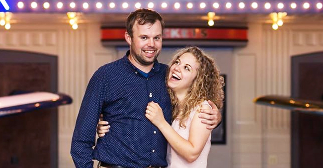John David and Abbie Duggar Shared Candid Photos Celebrating Their 1-Year Engagement Anniversary