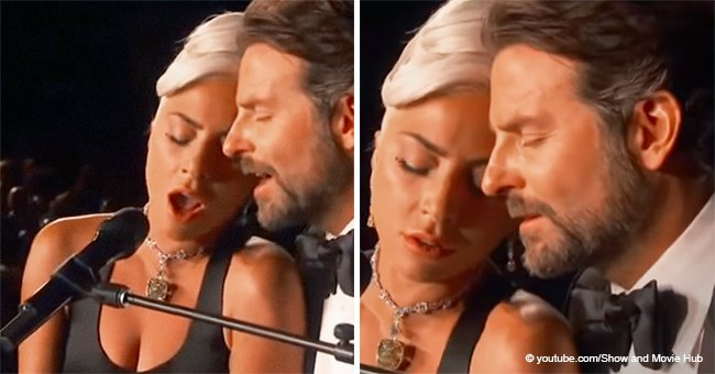 Lady Gaga Blows Away Oscars Audience with Her Strong Performance of 'Shallow' with Bradley Cooper