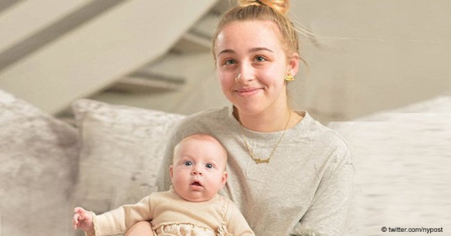 Teen fell into a coma and woke up four days later after giving birth to a surprise baby