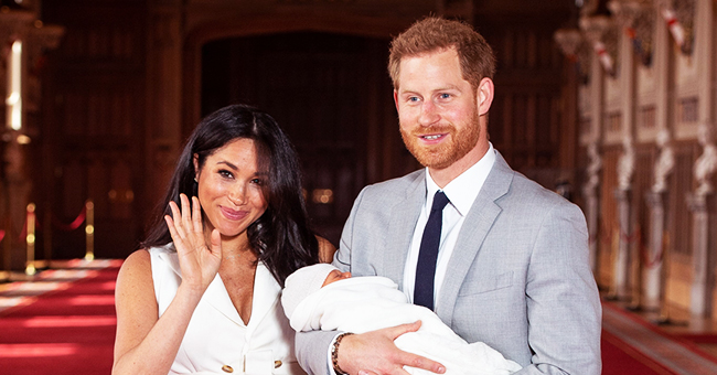 Meghan Markle Described by Onlooker as 'Doting' on Baby Archie during Their First Outing