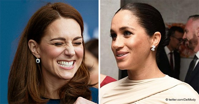 US Weekly: Kate Middleton Prepares to Host a Second Baby Shower for Meghan Markle