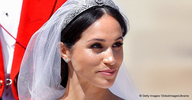 Buckingham Palace Responds to Rumors the Queen 'Banned' Meghan Markle from Wearing Her Jewelry