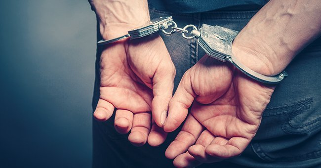 Man in handcuffs | Photo: Shutterstock
