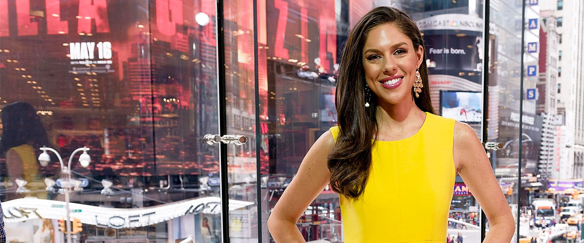 Abby Huntsman of 'The View' Delivers Twins (Photos)