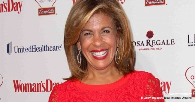 'My heart is bursting': Hoda Kotb shares a sweet Valentine's day photo of her daughter
