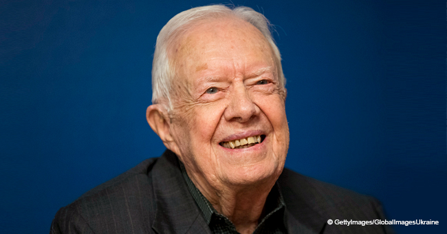 94-Year-Old Jimmy Carter Becomes the Longest Living Former President in American History