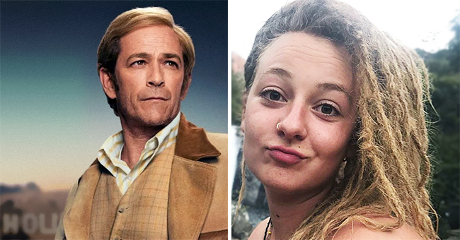 Late Luke Perry's Daughter Sophie Opens up about Seeing Her Dad in His Last Ever Movie