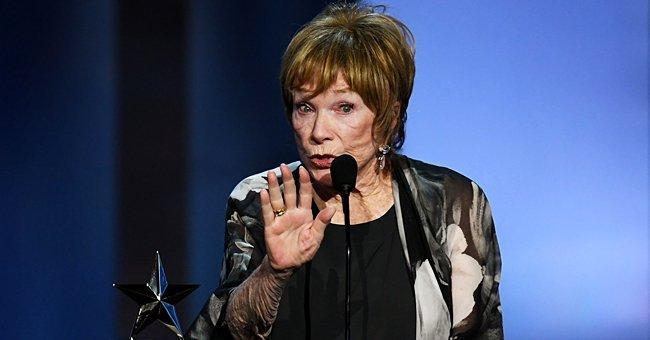 Shirley MacLaine   Phogo: Getty Images