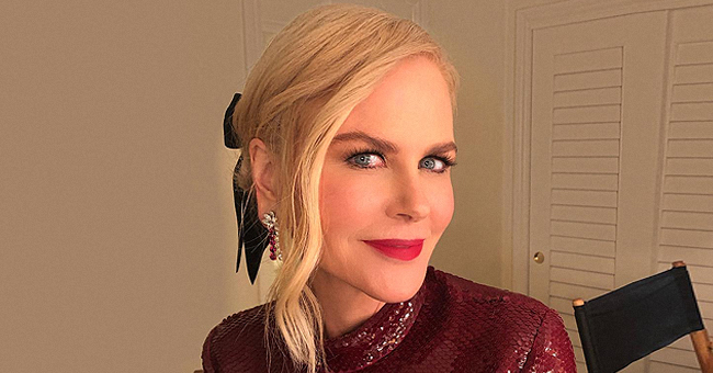 Nicole Kidman Shares Rare Photo with Her Daughters before Heading to 'Big Little Lies' Premiere