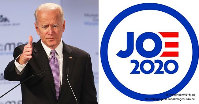 Joe Biden's Presidential Campaign Logo Mocked