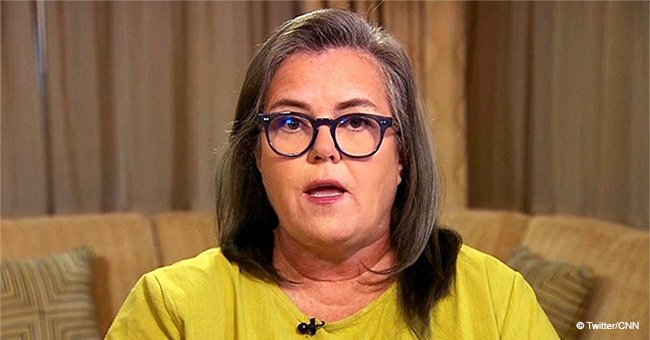 Rosie O'Donnell pens bizarre poem about Donald Trump, calling him a 'cowardly fraud'
