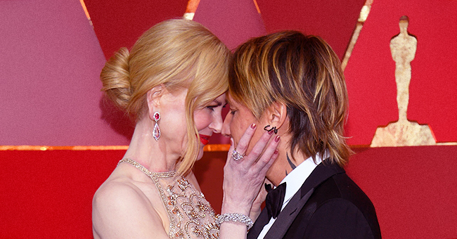 Nicole Kidman and Keith Urban Sing a Wonderful Duet of 'Your Song' before 'Heading to Monterey'