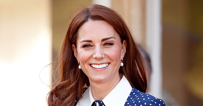 Kate Middleton Recycles Her Polka-Dot Dress for the D-Day Exhibition at Bletchley Park