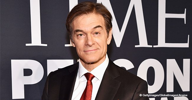Dr. Oz received an 'incredible' gift from Rachael Ray while mourning his dad's death