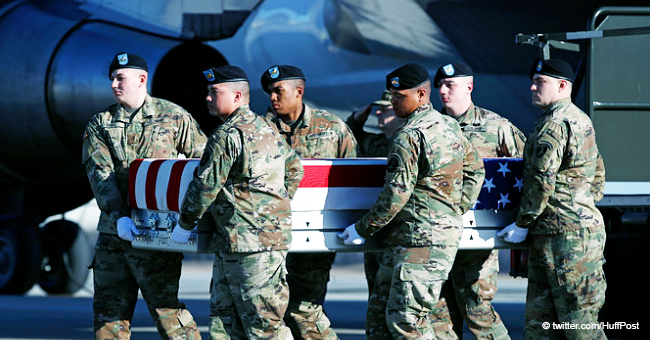 Pentagon Identifies Two American Service Members Killed during an Operation in Afghanistan