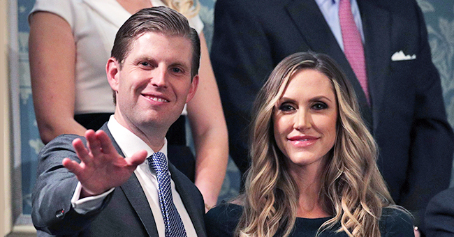 Eric Trump and Wife Lara Welcome a Beautiful Baby Daughter, Carolina