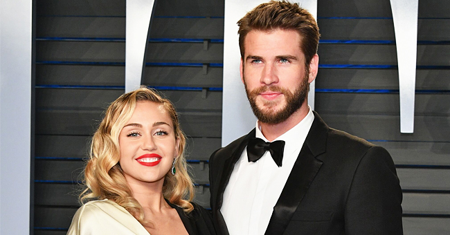 Miley Cyrus' Ex Liam Hemsworth Returns to Social Media for First Time since Filing for Divorce