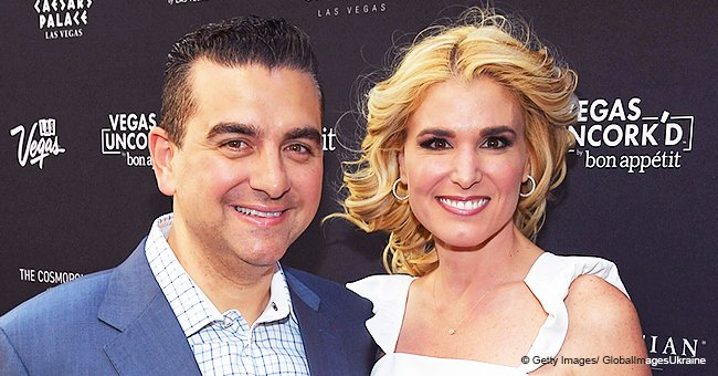 'Cake Boss' Star Buddy Valastro's Wife Made Him over-the-Top Birthday Cake and It's Huge