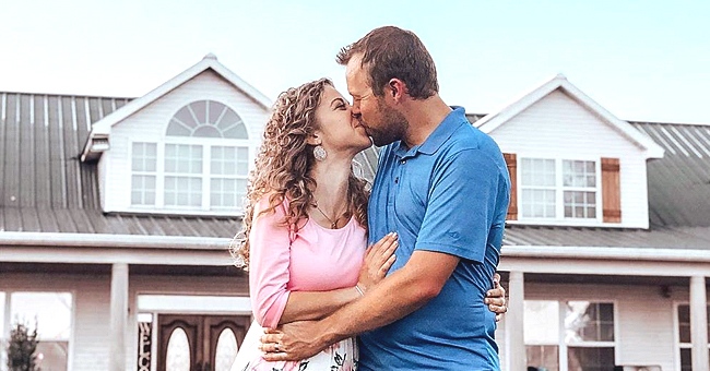 John David Duggar and Pregnant Wife Abbie Revealed They're Expecting a Girl