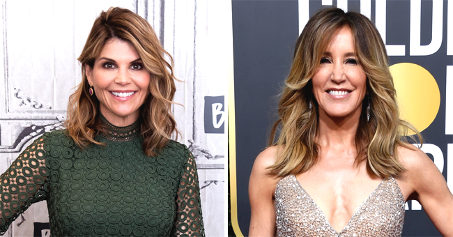 Lori Loughlin 'Carefully Monitored' Felicity Huffman's Appearance in Court, Source Tells People