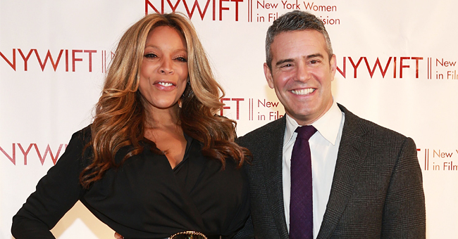 Page Six: Andy Cohen Reveals He Sent a Supportive Note to Wendy Williams Amid Her Divorce