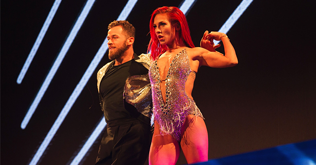 Artem Chigvintsev & Sharna Burgess Post Touching Farewell Messages to DWTS Fans