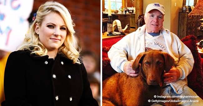 Meghan McCain Mourns Death of Late John McCain's Beloved Dog with a Touching Post