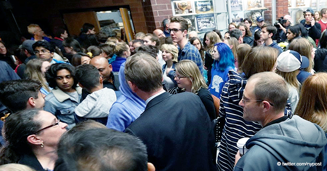 Colorado Students Walk out of Vigil after Event Becomes Politicized