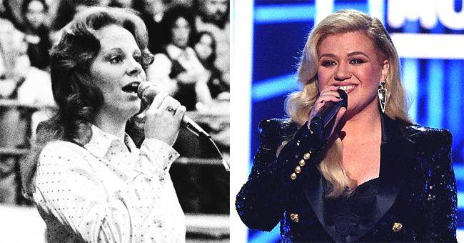 Kelly Clarkson VS Reba McEntire: Whose National Anthem Rocked Harder