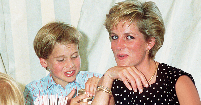Prince William 'Was Upset' & Teased at School after Topless Pics of Princess Diana Were Published