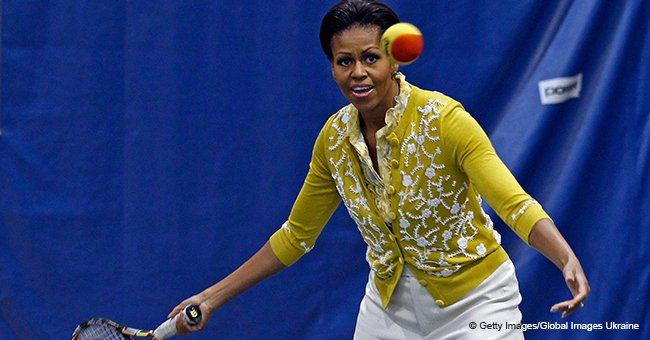 Obama Family's Tennis Coach Caught in the College Bribery Scheme Scandal