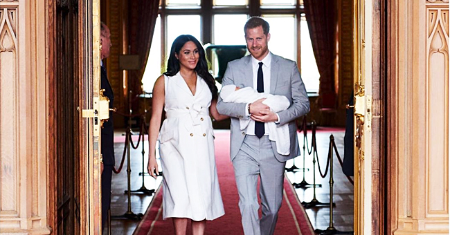 Meghan Markle Slammed by Radio Host for Her Introduction of Baby Sussex