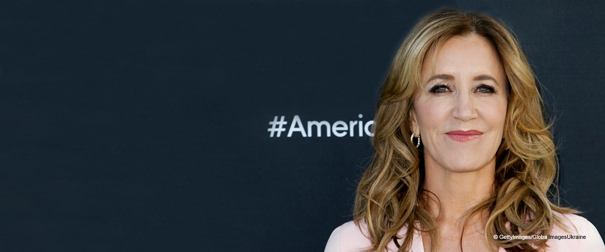 Felicity Huffman's First Appearance in Public after Arrest for College Bribery Scam