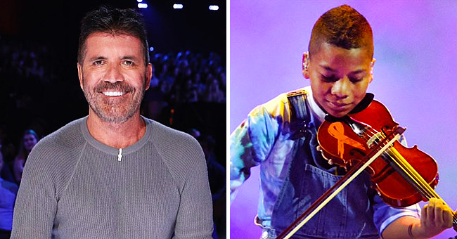 Simon Cowell Believes 'Everyone Will Be Rooting for' His 11-Year-Old AGT Golden Buzzer Winner