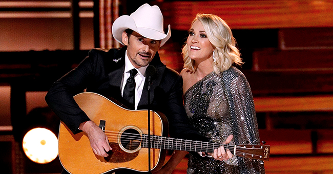 Brad Paisley Excited to Watch Carrie Underwood Hosting CMA Awards with Dolly Parton and Reba McEntire