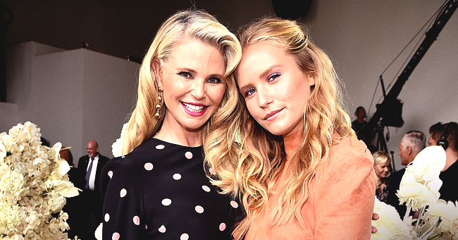 DWTS: Christie Brinkley's Daughter Sailor at First Didn't Want to Replace Mom after Her Arm Injury