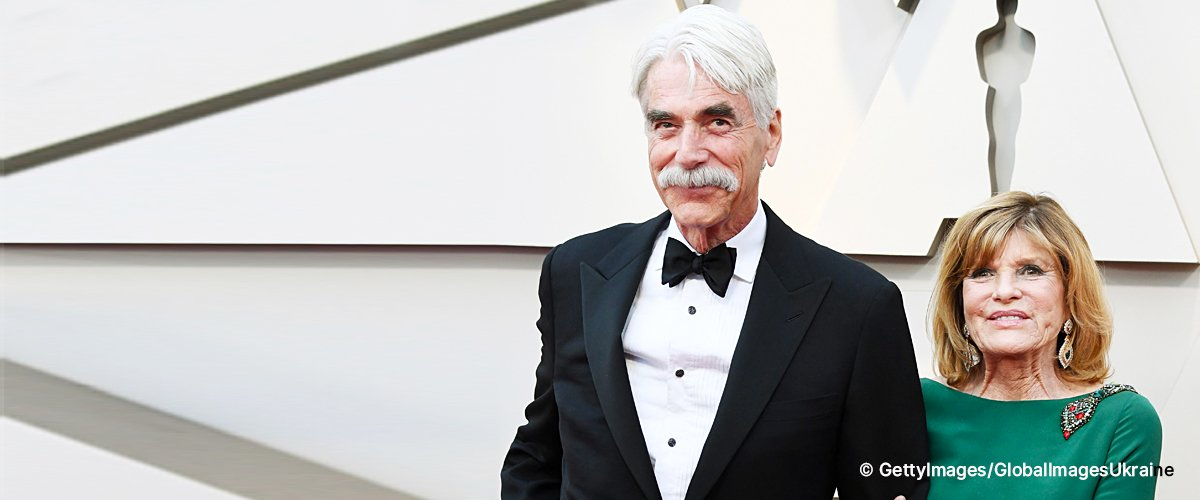 Sam Elliott and Wife Katharine Ross Steal the Show on the Oscars' Red Carpet