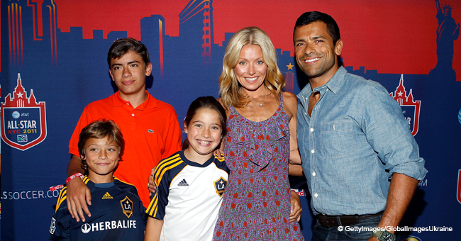 Kelly Ripa Admits She Was 'Putting It out There' to Husband about Wanting Baby #4