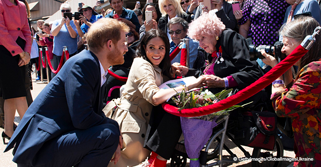 Prince Harry's 'Biggest Fan,' Daphne Dunne, Passed Away Aged 99