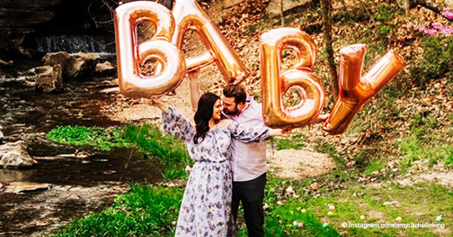 Amy Duggar Shares Happy News About Expecting Her First Child