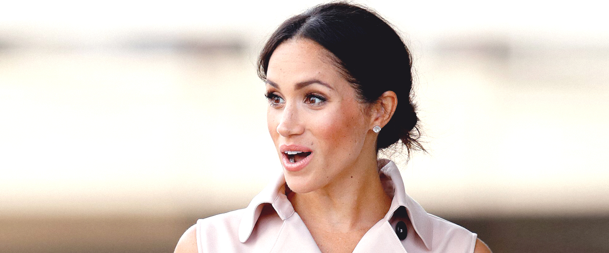 Meghan Markle Criticized for Not Featuring the Queen in the Magazine Issue She Co-Edited