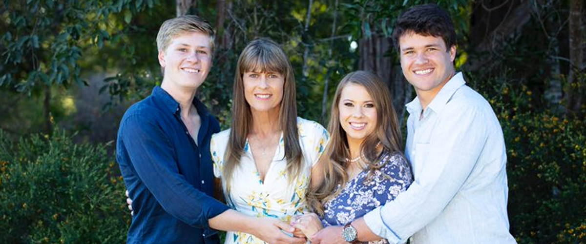 Terri Irwin Congratulates Daughter Bindi Irwin on Her Engagement with Chandler Powell