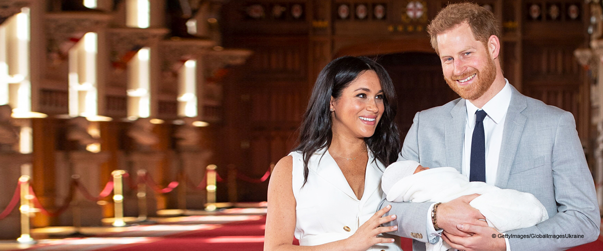 Archie Harrison Mountbatten-Windsor: Meaning of Meghan and Harry Son's Name Revealed