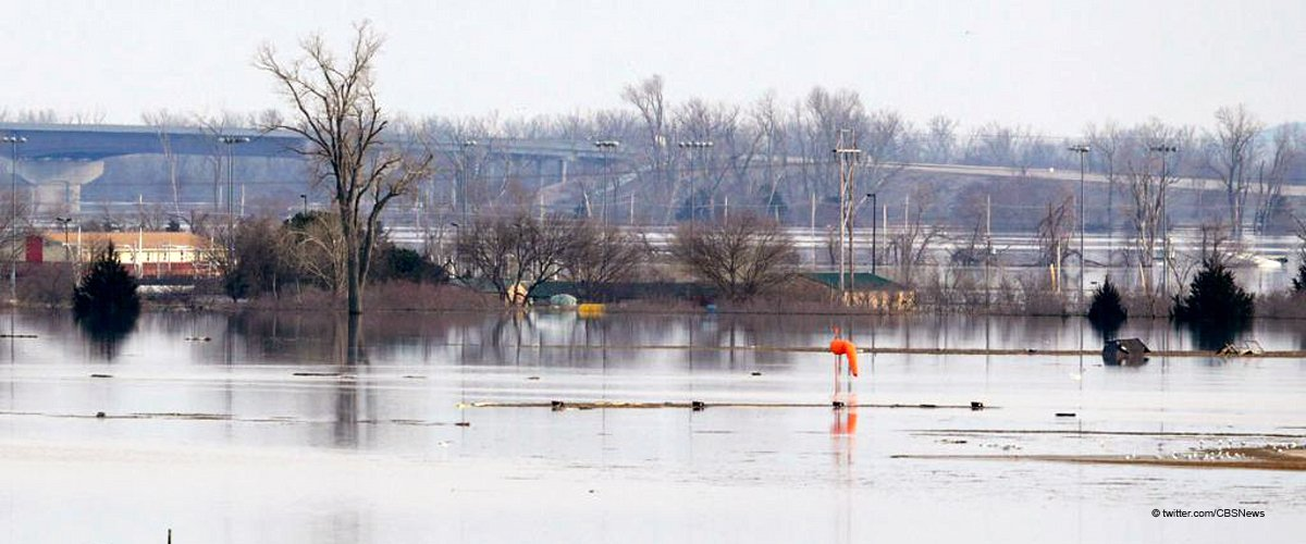 Terrifying Flood Took Three Lives and Left Thousands Displaced in the Midwest