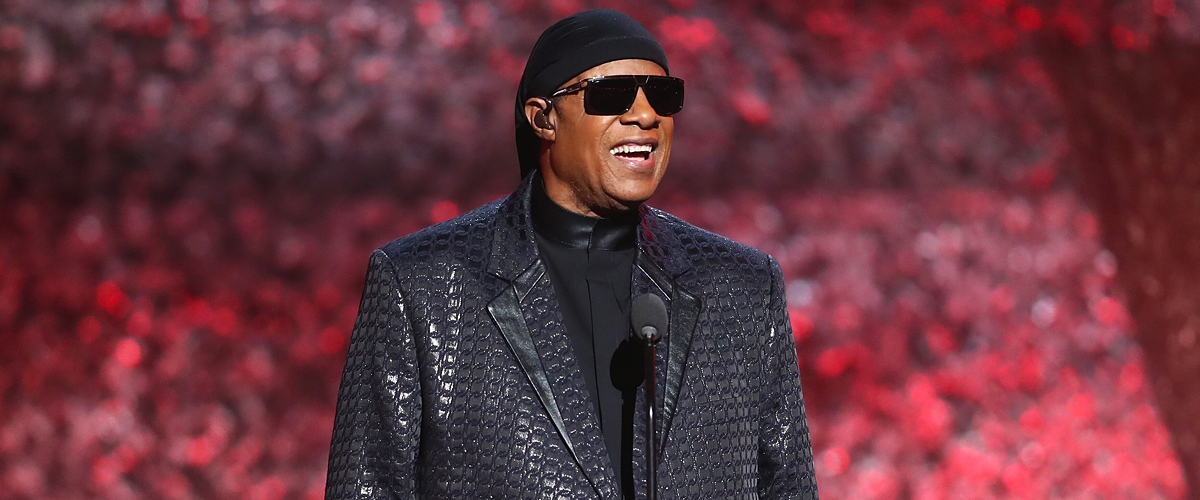 Stevie Wonder Charmed Guests by Singing at Terry Crews and Rebecca's 30th Wedding Anniversary