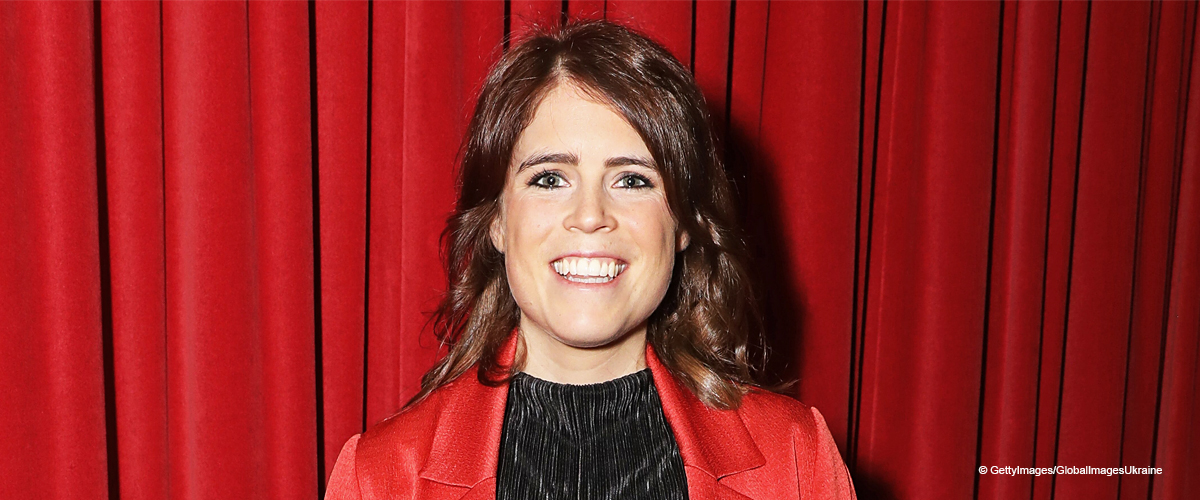 Princess Eugenie Dazzles in an Incredibly Stunning Dress in this Never-before-Seen Wedding Photo