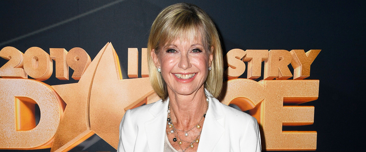 Olivia Newton-John Makes First Public Appearance after Giving a Health Update Amid Her Cancer Battle